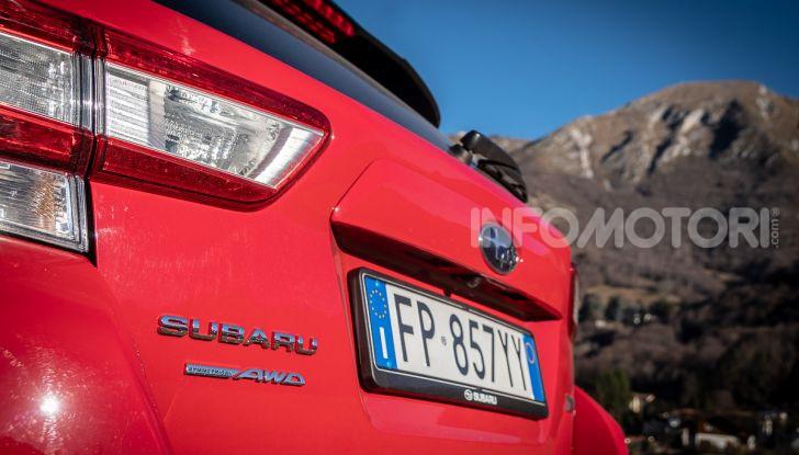 Subaru XV 2.0i Premium: la nostra prova su strada con Symmetrical AWD - Foto 8 di 32