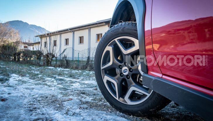 Subaru XV 2.0i Premium: la nostra prova su strada con Symmetrical AWD - Foto 9 di 32