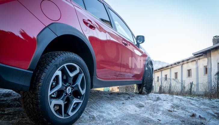 Subaru XV 2.0i Premium: la nostra prova su strada con Symmetrical AWD - Foto 10 di 32
