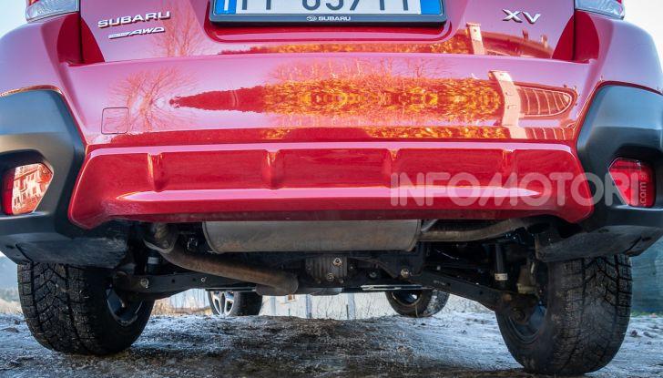Subaru XV 2.0i Premium: la nostra prova su strada con Symmetrical AWD - Foto 12 di 32