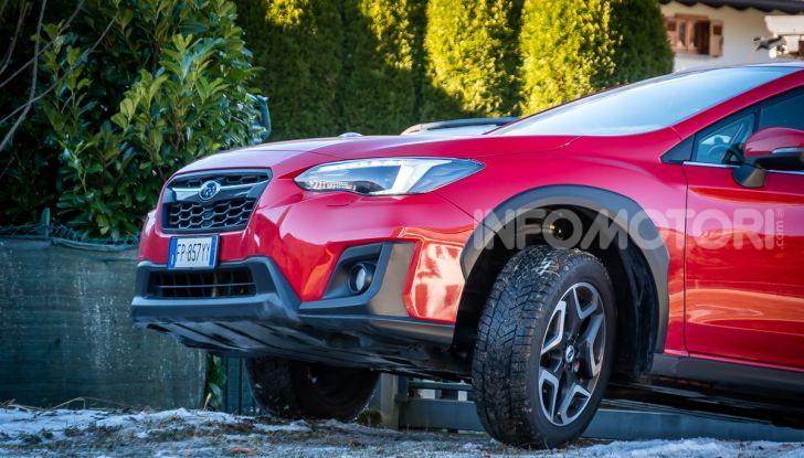 Subaru XV 2.0i Premium: la nostra prova su strada con Symmetrical AWD - Foto 13 di 32