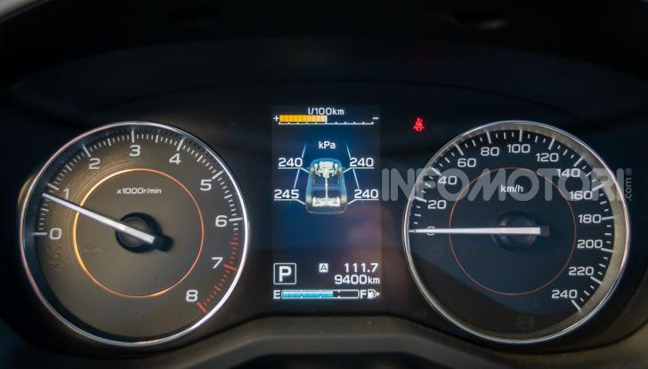 Subaru XV 2.0i Premium: la nostra prova su strada con Symmetrical AWD - Foto 14 di 32