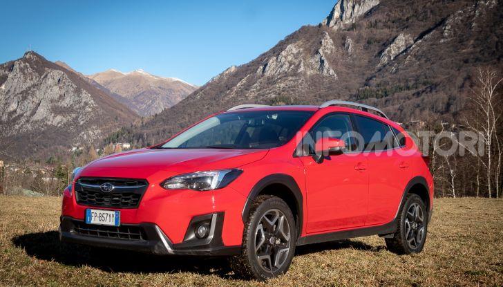 Subaru XV 2.0i Premium: la nostra prova su strada con Symmetrical AWD - Foto 2 di 32