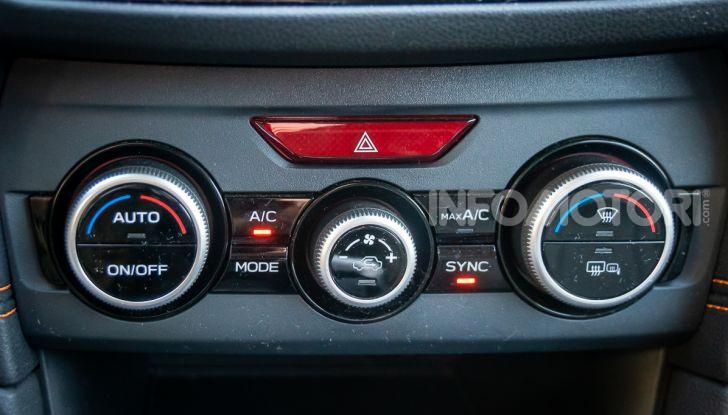 Subaru XV 2.0i Premium: la nostra prova su strada con Symmetrical AWD - Foto 18 di 32