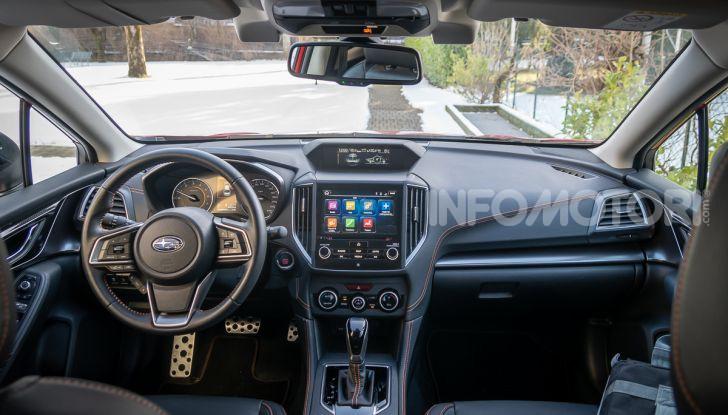 Subaru XV 2.0i Premium: la nostra prova su strada con Symmetrical AWD - Foto 22 di 32