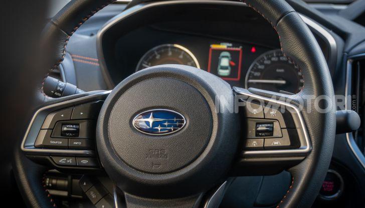Subaru XV 2.0i Premium: la nostra prova su strada con Symmetrical AWD - Foto 23 di 32