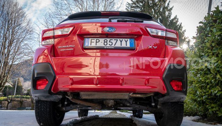 Subaru XV 2.0i Premium: la nostra prova su strada con Symmetrical AWD - Foto 24 di 32