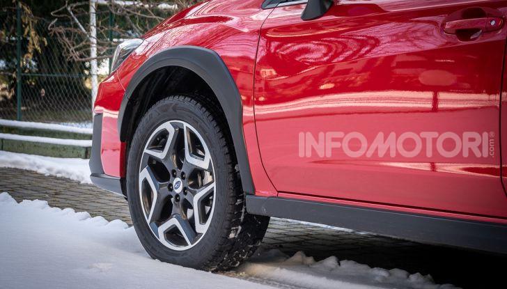 Subaru XV 2.0i Premium: la nostra prova su strada con Symmetrical AWD - Foto 25 di 32