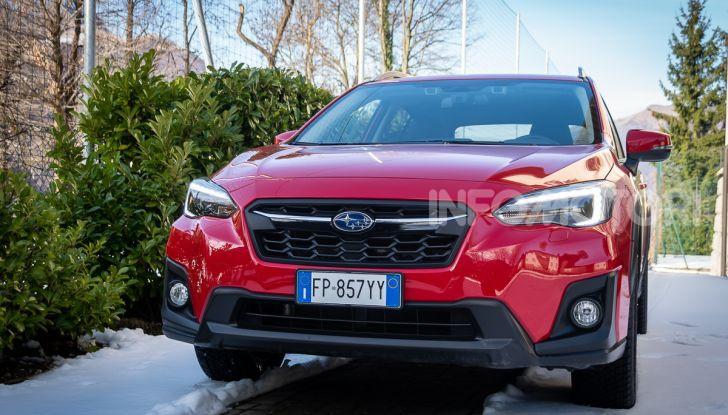 Subaru XV 2.0i Premium: la nostra prova su strada con Symmetrical AWD - Foto 26 di 32