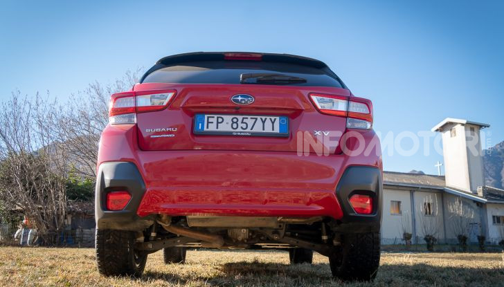 Subaru XV 2.0i Premium: la nostra prova su strada con Symmetrical AWD - Foto 4 di 32