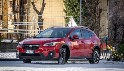 Subaru XV 2.0i Premium: la nostra prova su strada con Symmetrical AWD