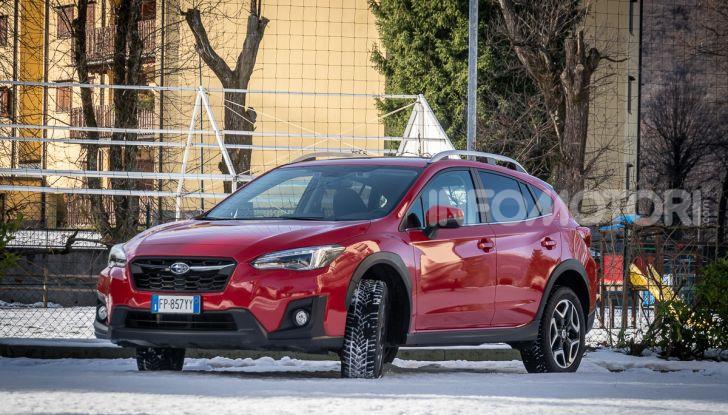 Subaru XV 2.0i Premium: la nostra prova su strada con Symmetrical AWD - Foto 1 di 32