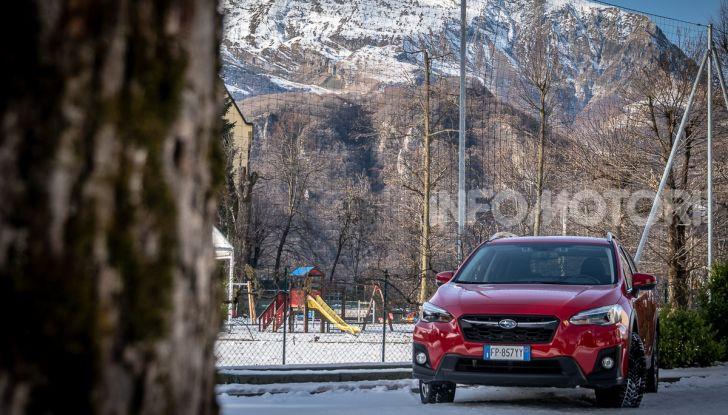 Subaru XV 2.0i Premium: la nostra prova su strada con Symmetrical AWD - Foto 30 di 32