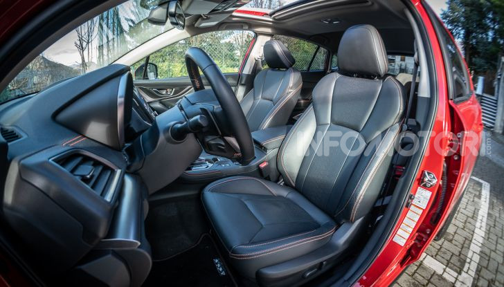 Subaru XV 2.0i Premium: la nostra prova su strada con Symmetrical AWD - Foto 31 di 32
