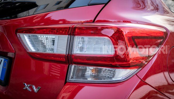 Subaru XV 2.0i Premium: la nostra prova su strada con Symmetrical AWD - Foto 32 di 32