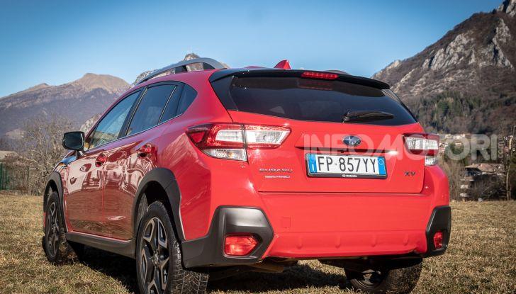 Subaru XV 2.0i Premium: la nostra prova su strada con Symmetrical AWD - Foto 5 di 32
