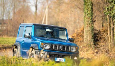 Prova Suzuki Jimny: 8 motivi per cui sarà un grande successo