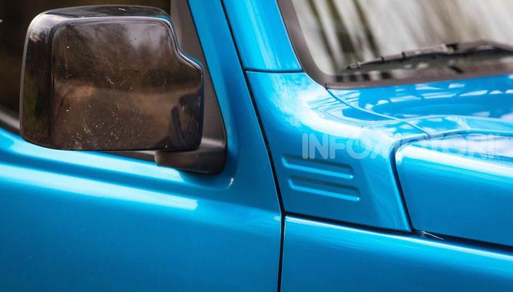 Prova Suzuki Jimny: 8 motivi per cui sarà un grande successo - Foto 3 di 43