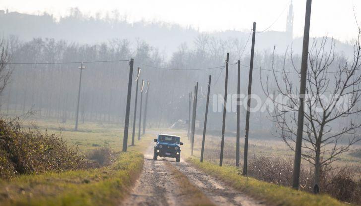 Prova Suzuki Jimny: 8 motivi per cui sarà un grande successo - Foto 10 di 43