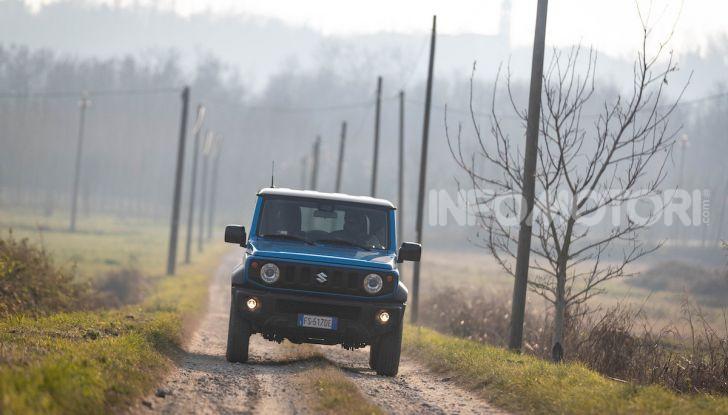 Prova Suzuki Jimny: 8 motivi per cui sarà un grande successo - Foto 37 di 43