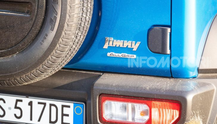 Prova Suzuki Jimny: 8 motivi per cui sarà un grande successo - Foto 13 di 43