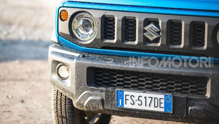 Prova Suzuki Jimny: 8 motivi per cui sarà un grande successo - Foto 40 di 43