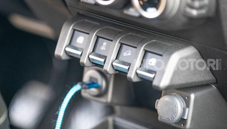 Prova Suzuki Jimny: 8 motivi per cui sarà un grande successo - Foto 15 di 43