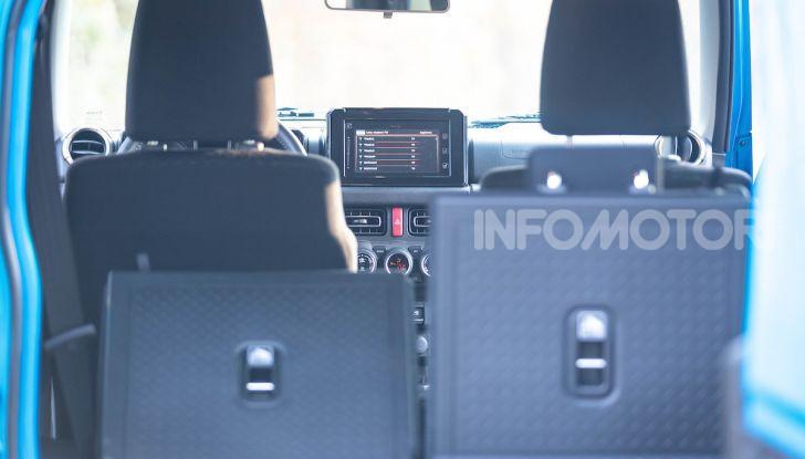 Prova Suzuki Jimny: 8 motivi per cui sarà un grande successo - Foto 41 di 43
