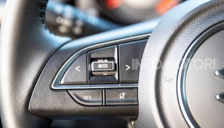 Prova Suzuki Jimny: 8 motivi per cui sarà un grande successo - Foto 18 di 43