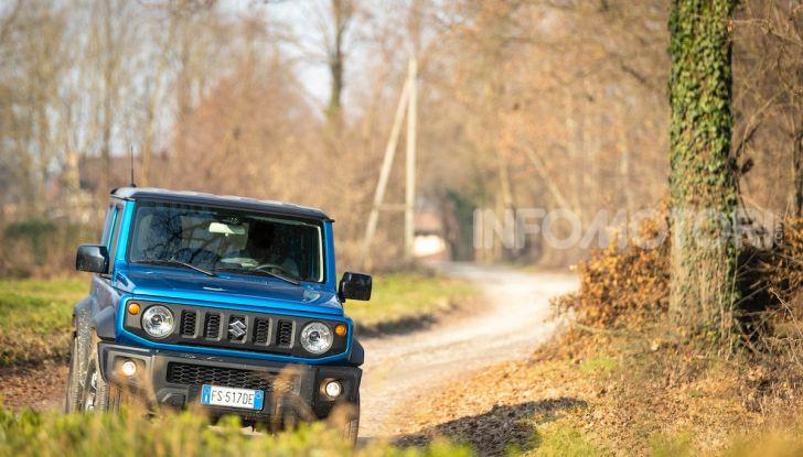 Prova Suzuki Jimny: 8 motivi per cui sarà un grande successo - Foto 29 di 43