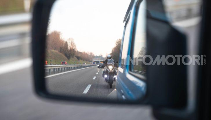 Suzuki Jimny VS V-Strom 1000 XT: il DNA dell'avventura - Foto 10 di 11