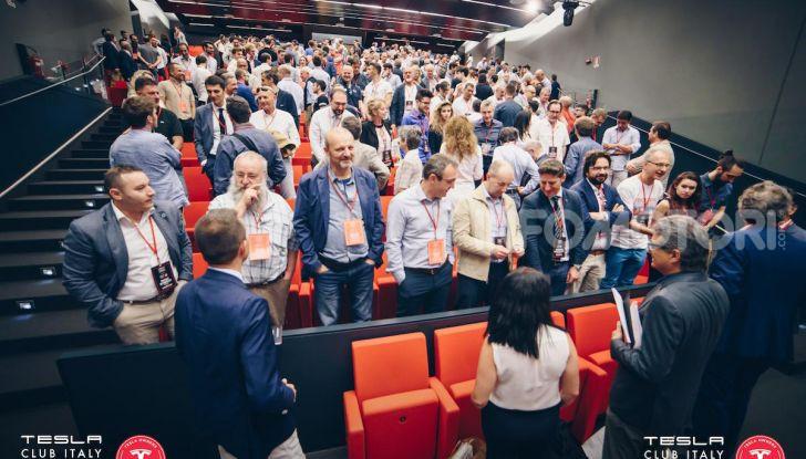 Tesla Club Italy Revolution il 19 ottobre 2019 a FICO Eataly World di Bologna - Foto 5 di 22