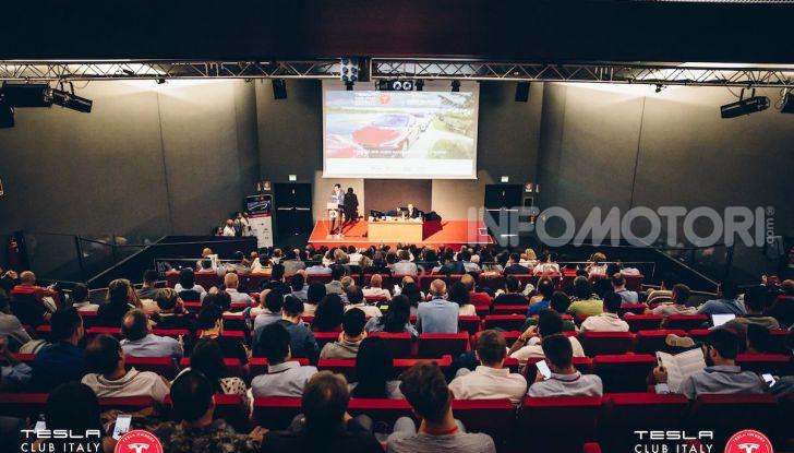 Tesla Club Italy Revolution il 19 ottobre 2019 a FICO Eataly World di Bologna - Foto 13 di 22