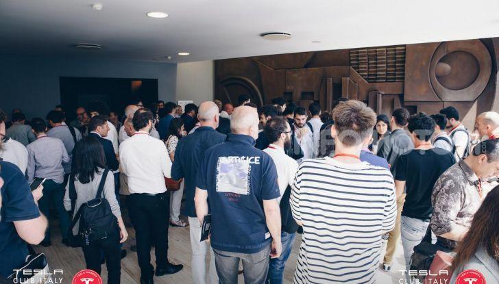 Tesla Club Italy Revolution il 19 ottobre 2019 a FICO Eataly World di Bologna - Foto 14 di 22