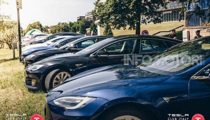 Tesla Club Italy Revolution il 19 ottobre 2019 a FICO Eataly World di Bologna - Foto 4 di 22