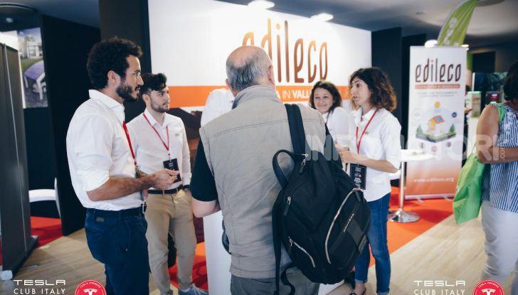 Tesla Club Italy Revolution il 19 ottobre 2019 a FICO Eataly World di Bologna - Foto 16 di 22