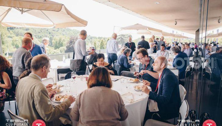 Tesla Club Italy Revolution il 19 ottobre 2019 a FICO Eataly World di Bologna - Foto 17 di 22