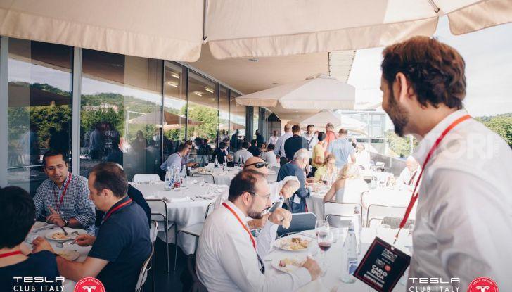 Tesla Club Italy Revolution il 19 ottobre 2019 a FICO Eataly World di Bologna - Foto 18 di 22