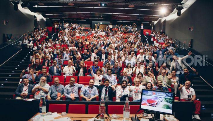 Tesla Club Italy Revolution il 19 ottobre 2019 a FICO Eataly World di Bologna - Foto 19 di 22