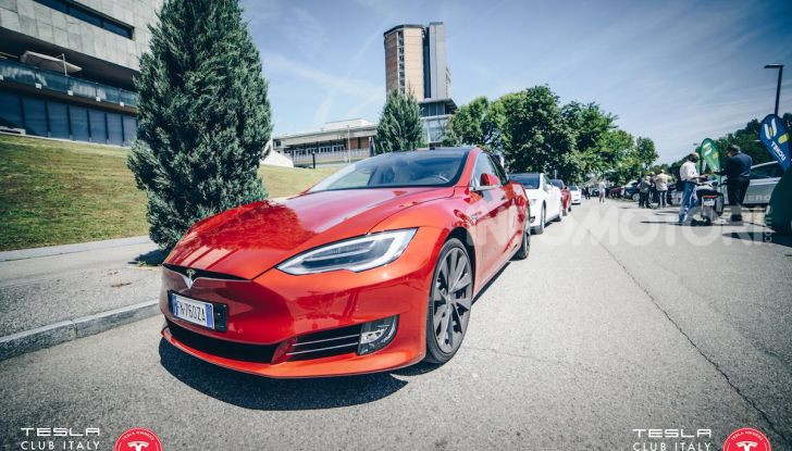 Tesla Club Italy Revolution il 19 ottobre 2019 a FICO Eataly World di Bologna - Foto 1 di 22