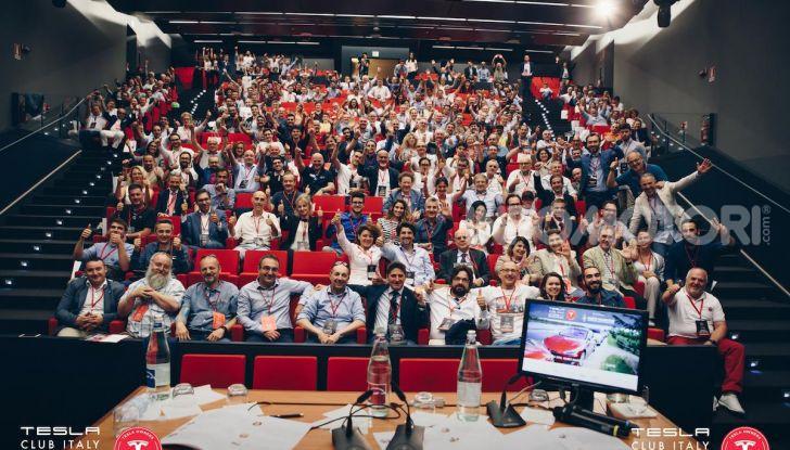 Tesla Club Italy Revolution il 19 ottobre 2019 a FICO Eataly World di Bologna - Foto 20 di 22