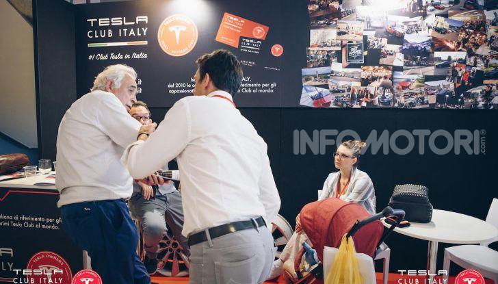 Tesla Club Italy Revolution il 19 ottobre 2019 a FICO Eataly World di Bologna - Foto 21 di 22