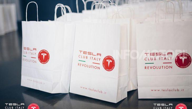 Tesla Club Italy Revolution il 19 ottobre 2019 a FICO Eataly World di Bologna - Foto 6 di 22