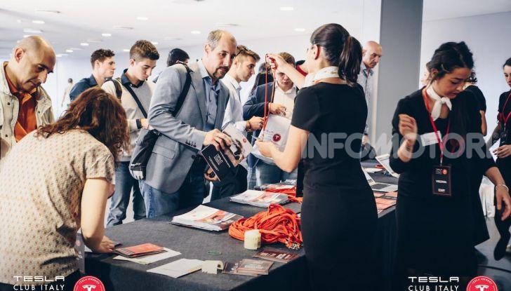 Tesla Club Italy Revolution il 19 ottobre 2019 a FICO Eataly World di Bologna - Foto 7 di 22