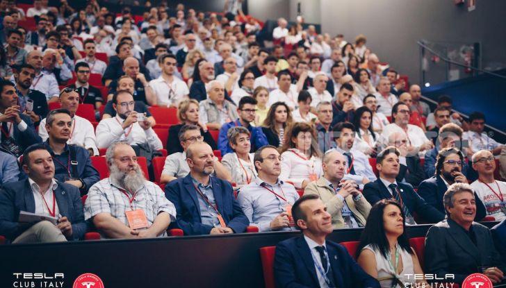 Tesla Club Italy Revolution il 19 ottobre 2019 a FICO Eataly World di Bologna - Foto 10 di 22