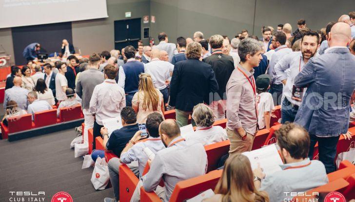 Tesla Club Italy Revolution il 19 ottobre 2019 a FICO Eataly World di Bologna - Foto 11 di 22