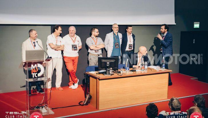 Tesla Club Italy Revolution il 19 ottobre 2019 a FICO Eataly World di Bologna - Foto 12 di 22