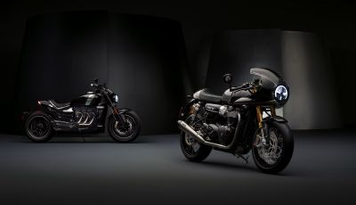 Triumph Factory Custom, il tailor made del marchio inglese