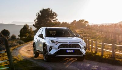 Prova Toyota RAV4 Hybrid 2019: il SUV ecologico per andare ovunque