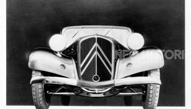 I primi prototipi di Citroën: dalla PV alla Traction Avant - Foto 3 di 5